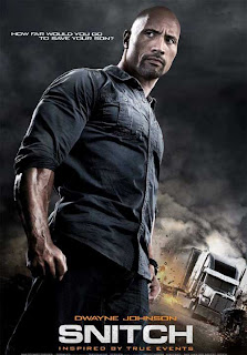 Review of Snitch, starring Dwayne Johnson