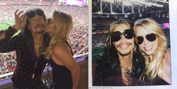 Mañana anunciarían la presentación de Britney Spears y Steven Tyler en el Super Bowl 2016