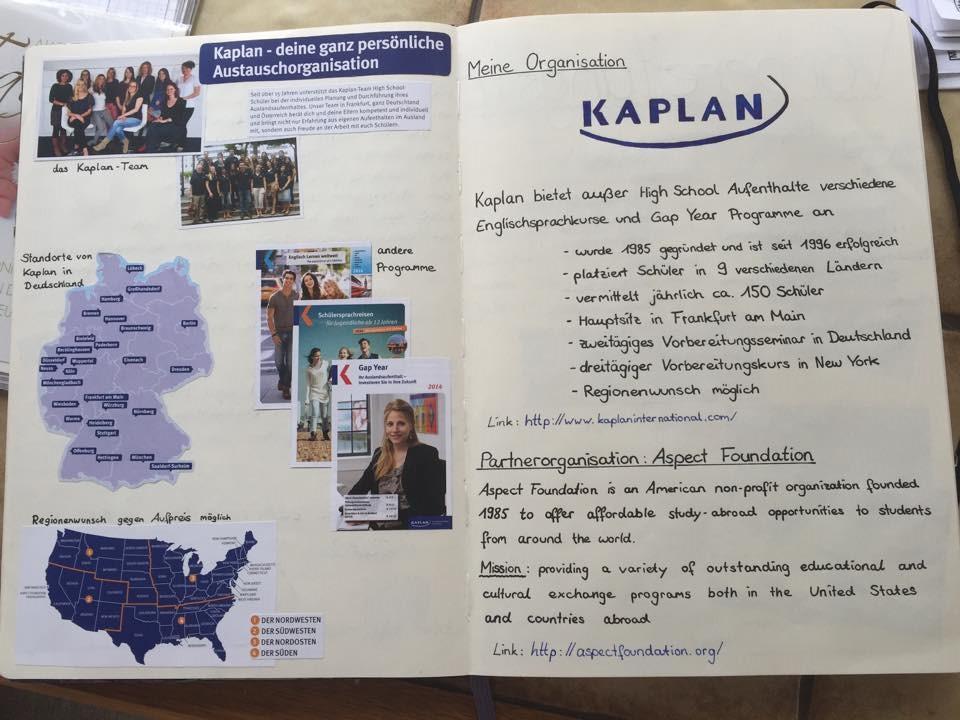Marika s year abroad for Auslandsjahr geschenk