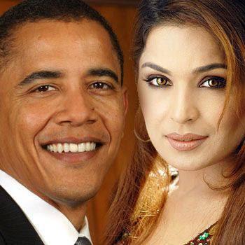 Pakistani Star Meera Got Dinner invitation From Barack Obama