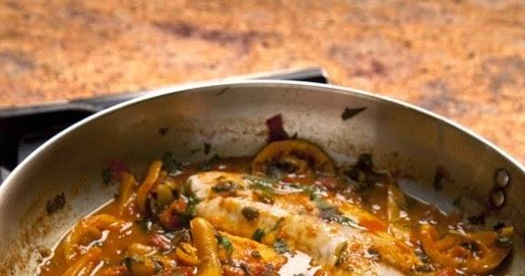 Moroccan chraimi fish recipe for Moroccan fish recipe