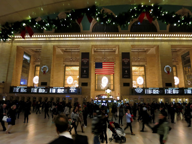 NYC, Champagne, Grand Central,