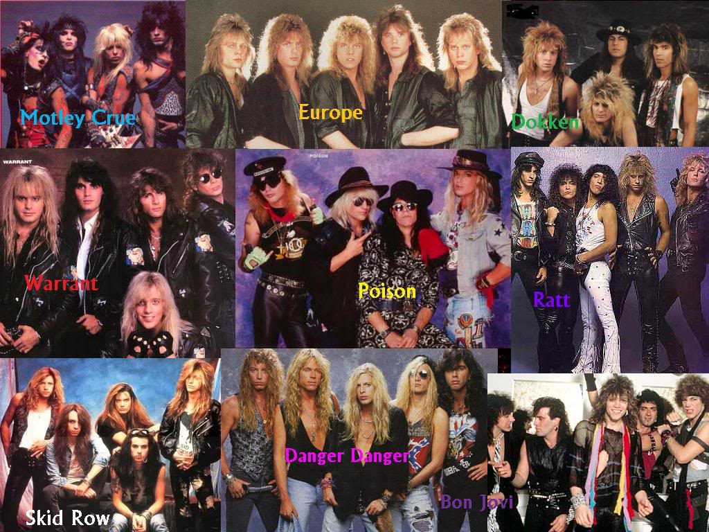 glam metal