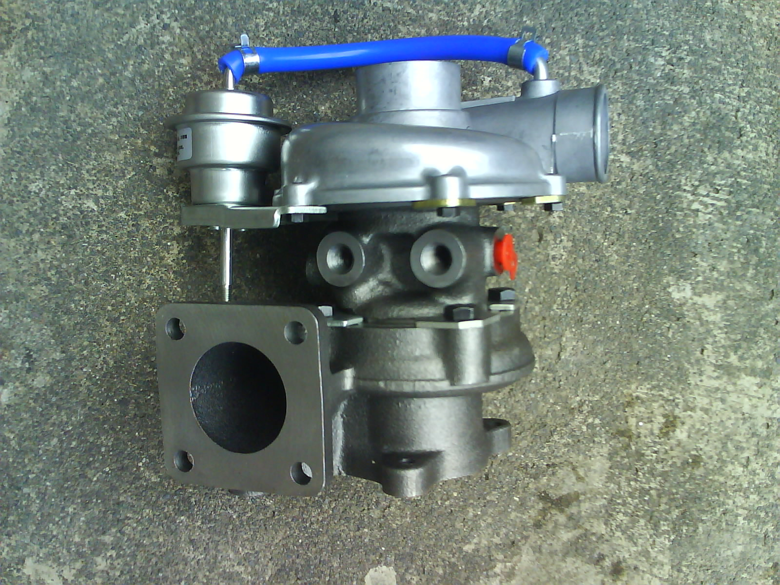 Marcos highway diesel calibration shop isuzu 4jg2 turbocharger replacement