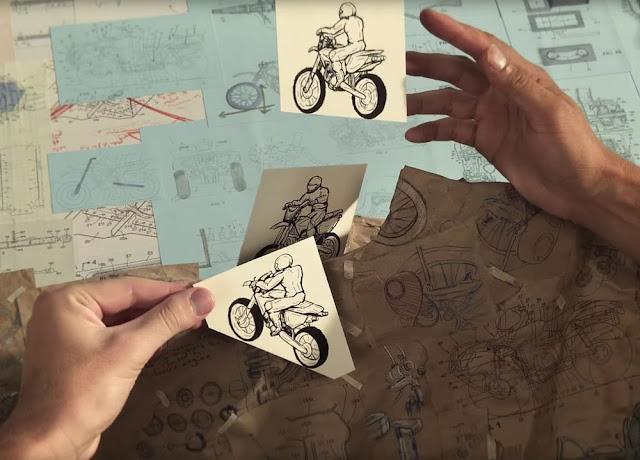 Paper - Honda - Stop Motion