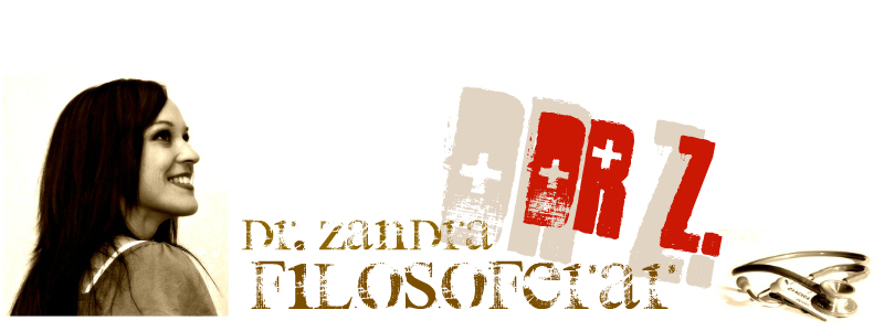 Dr Zandra filosoferar