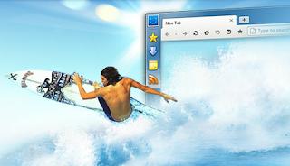 Maxthon, Cina web browser, cara paling cepat browsing internet