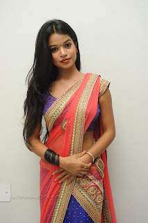 Bhavya Sri  Pictures in half saree 014.jpg