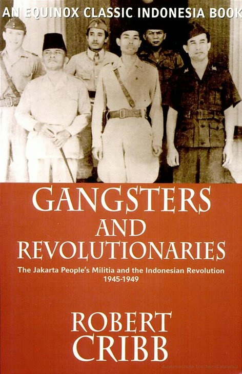The Jakarta People's Militia and the Indonesian Revolution 1945-1949