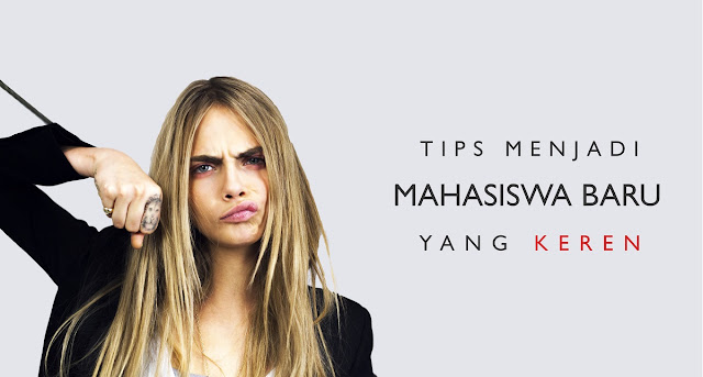 tips menjadi maba yang keren