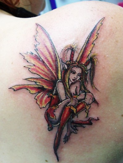 Fairy Tattoos for Girls