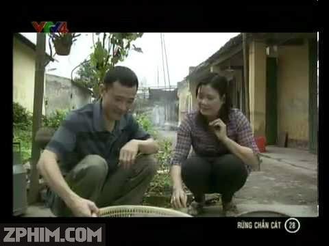Ảnh trong phim Rừng Chắn Cát - VTV1 Trọn Bộ 1