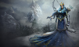 Queen Ashe Skin