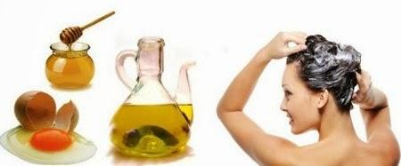 Mascarilla Nutriente Para Cabello Dañado