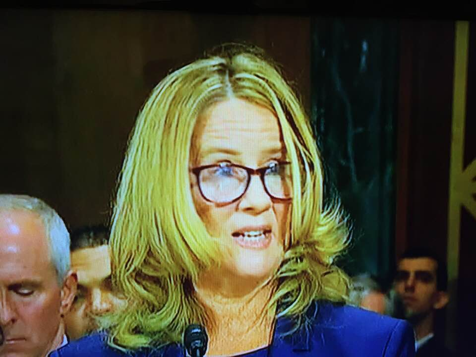 DR FORD SEEMS SCRIPTED: NOT GOOD.