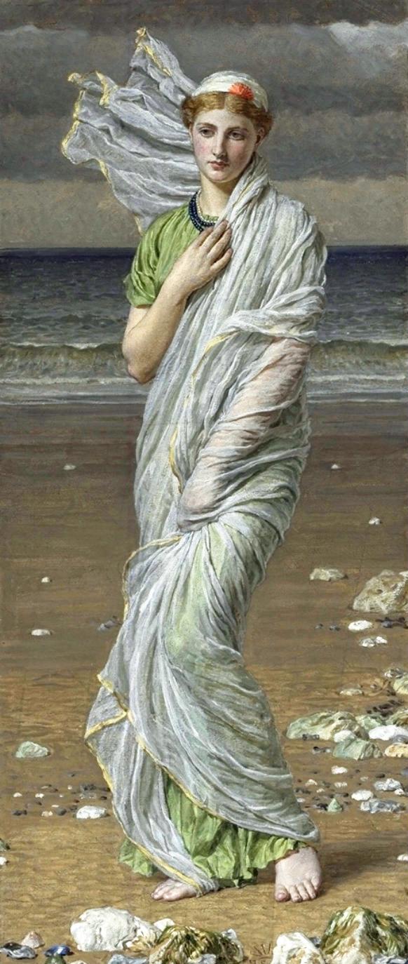 Moore Albert Painting: Victorian Joseph British