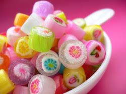 Candy bij Martina