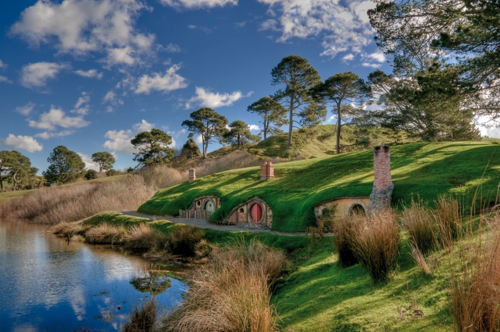 Matamata New Zealand  city photos : ... Matamata Hobbiton,