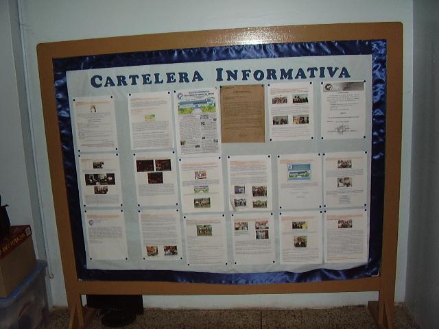Carteleras informativas - Imagui