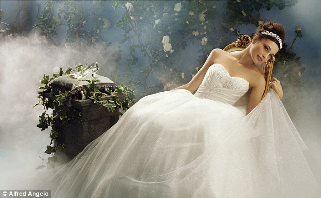 reality disney and bridal gown designer alfred angelo launch princess