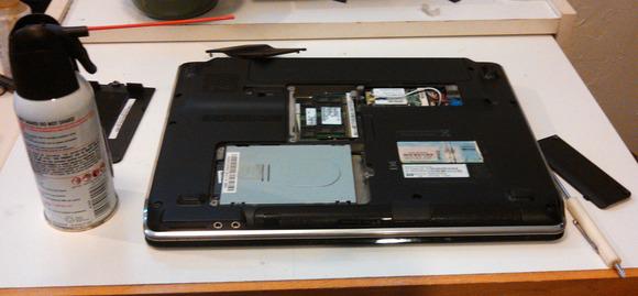 Laptop Panas Dapat Merusak Hardware