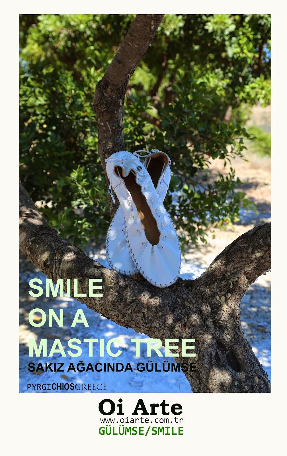 Sakız Ağacında Gülümse