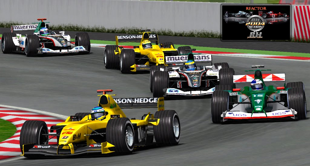 Rfactor F1 2012 Codemasters