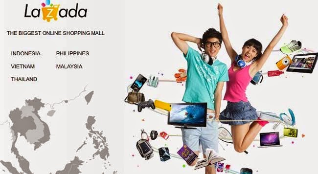 Lazada as the Biggest Online Shopping Mall in Southeast Asia's Rocket Internet-Backed e-Commerce Firm