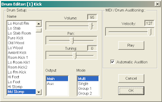 Alesis editor for PC Windows