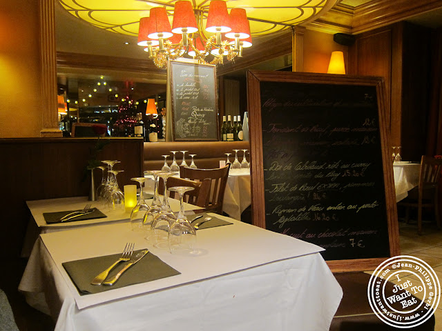Image of the Dining room at Le Franc-Tireur in Paris, France