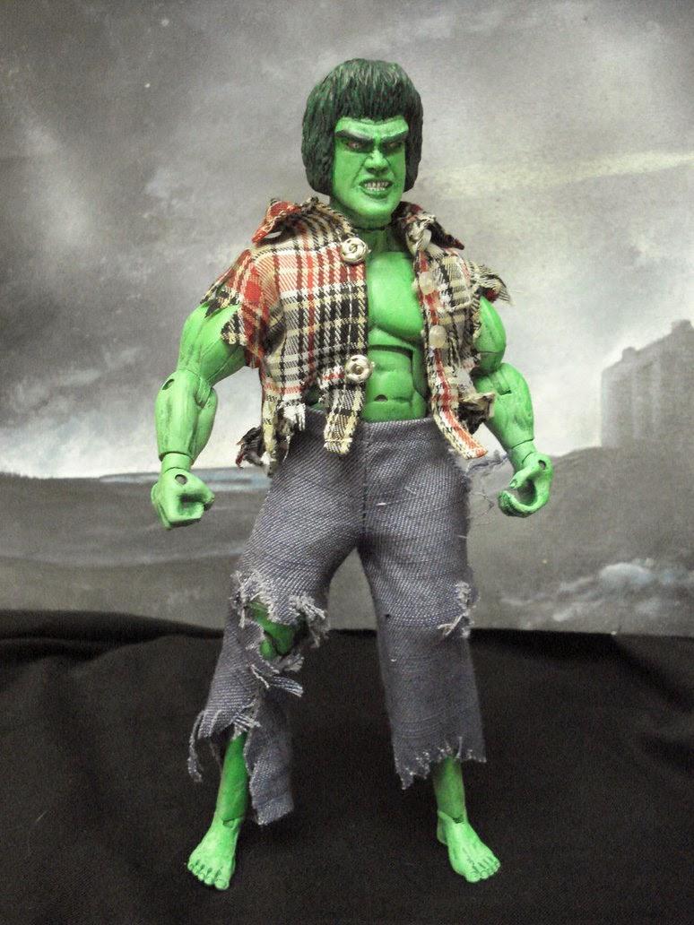 Bazaar80: Hulk (Lou Ferrigno)