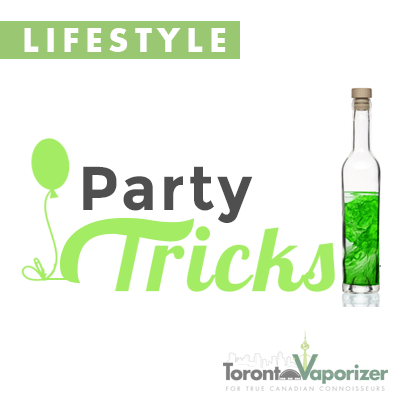 Vaporizer Party Tricks