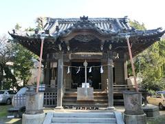 鎌倉蛭子神社