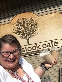 2019 Woodstock Cafe, Iced Coconut Chai Latte, Vermillon Ohio