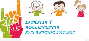 Infancia y Adolescencia, San Antonio