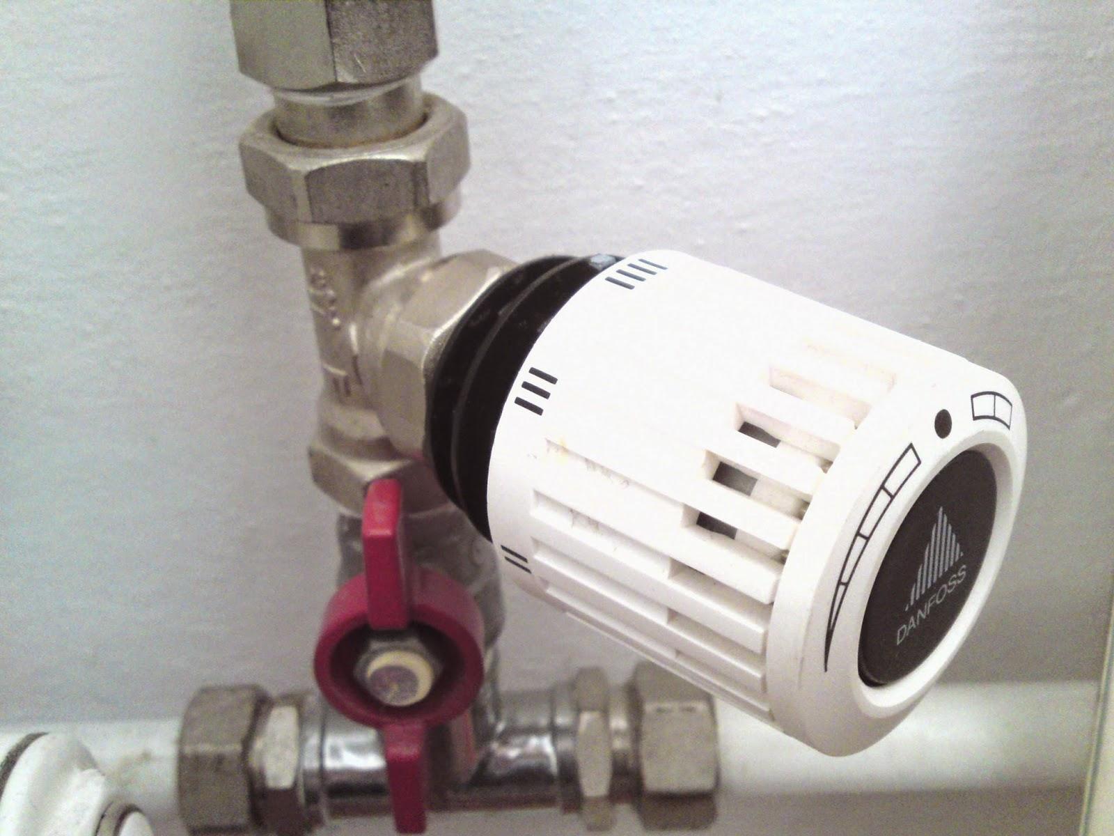 Термостат для отопления своими руками