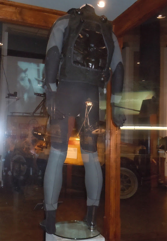 Diving Suit The Bourne Identity