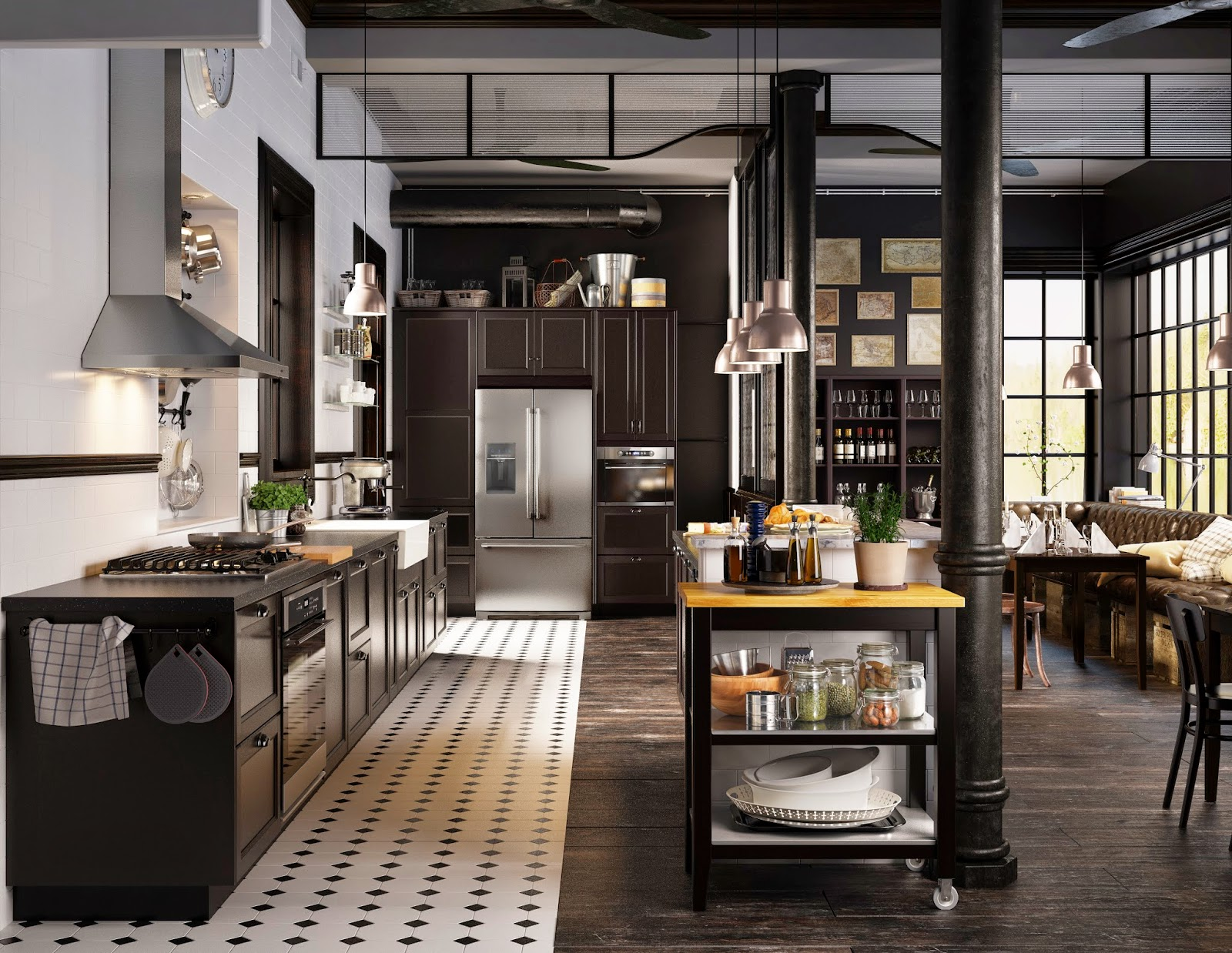 Uncategorized Who Makes Ikea Kitchen Appliances trendsetter interiors ikeas new sektion kitchen range offers more customization options to create the dream kitchen