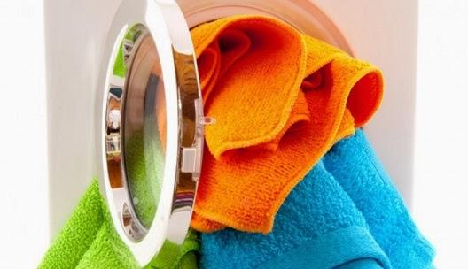 Tips Cuci Handuk Dengan Mesin Cuci