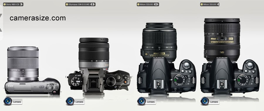 DSLR cameras, DSLR camera vs DSLM camera, mirrorless camera vs DSLR, Micro Four Third system, mirrorless camera