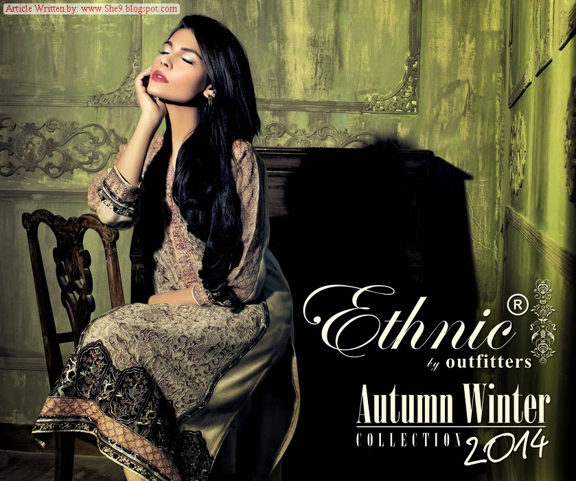 Ethnic Royal Luxury Collection of Winter-2014