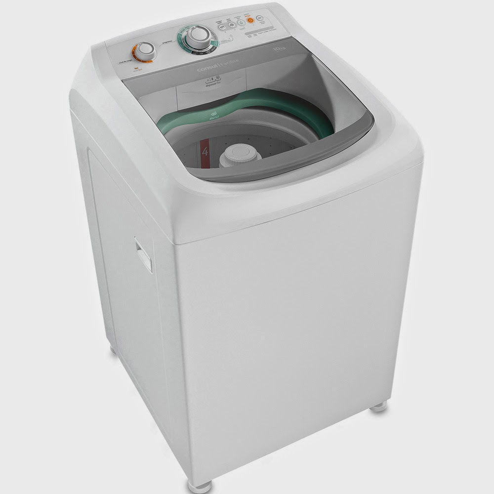 M quina de lavar c nsul n o entra gua josias refrigera o - Maquina de agua ...