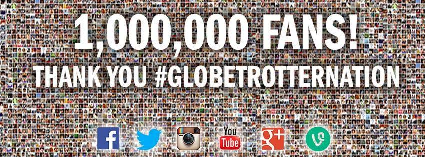 Los Globetrotters superan el millón de fans en redes sociales