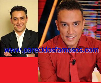 Kiko Hernández antes y después