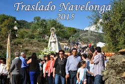 TRASLADO DE LA VIRGEN 2015