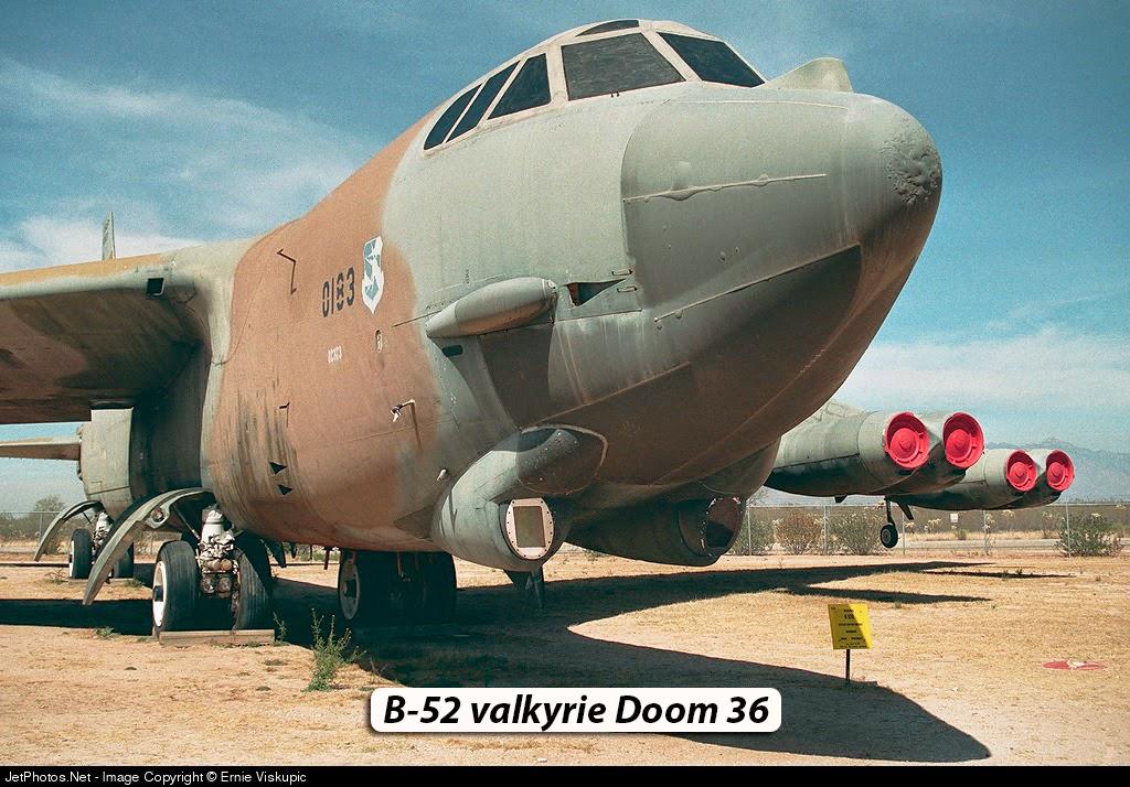 Valkyrie 3legen O ataque secreto dos B-52 que foi comparado a missão de Doolitlle
