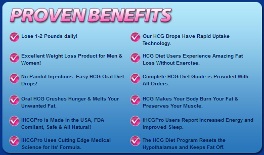 HER HCG - Order HCG Diet Drops That Work!