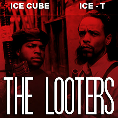 Ice Cube & Ice-T – The Looters (VLS) (1992) (128 kbps)