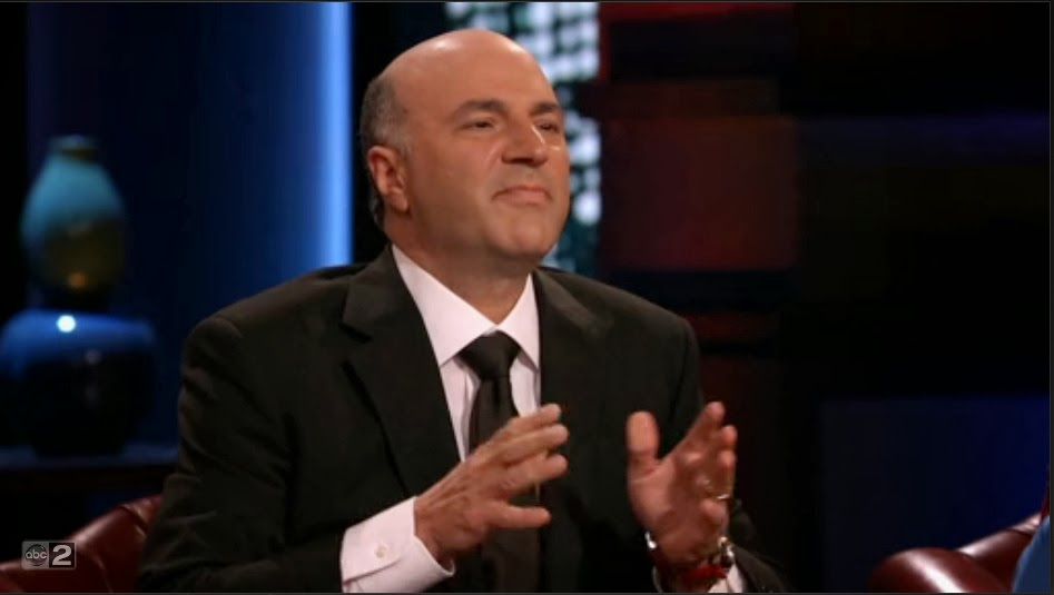 shark tank kevin o'leary smart