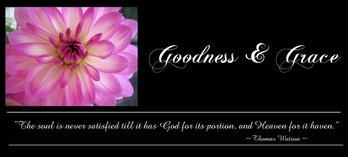Goodness + Grace